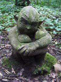 """""""Troll,"""" by Jolande RM, CC-BY-NC-ND."""