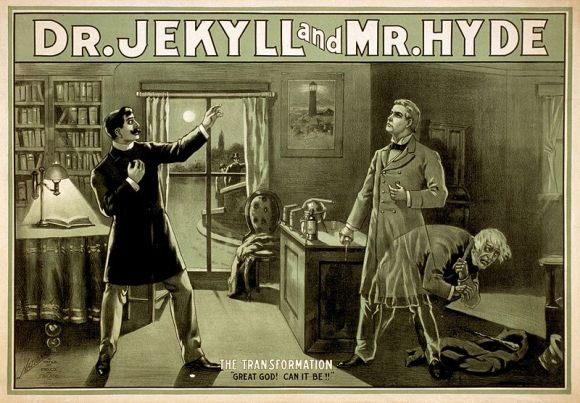 Poster from the 1880s, courtesy Wikimedia commons.