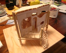 A model treehouse, by Austin and Zak -- CC-NC-SA.